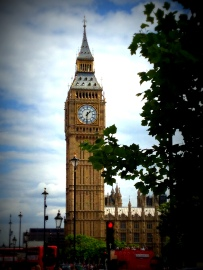 Big Ben in all its glory