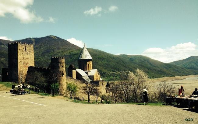 Georgia castle