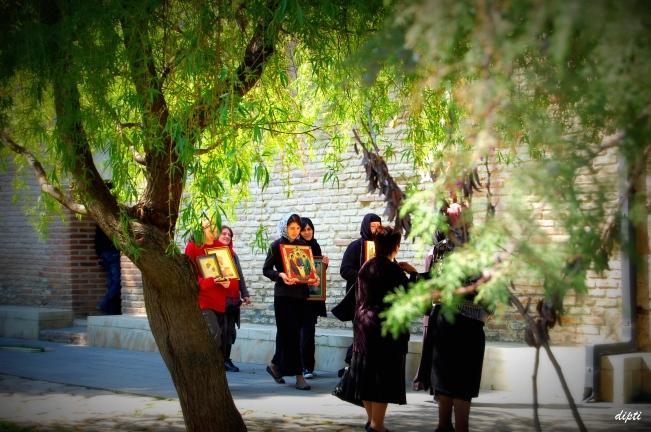 Bodbe Monastery Kakheti