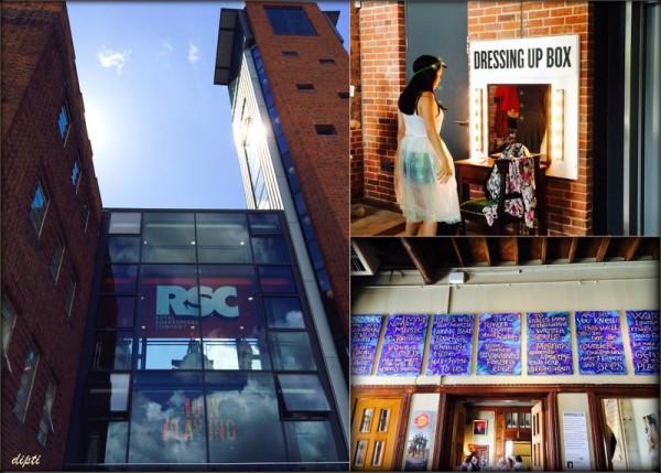 Stratford upon avon RSC