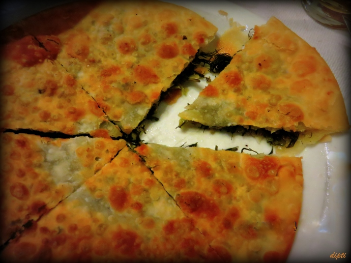 Spanakopita. So delish!