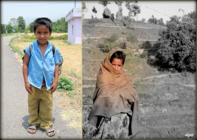 corbett girl boy uttarakhand travel