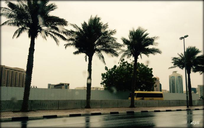 Rain Dubai