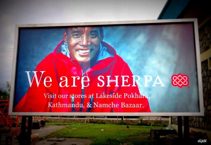 Sherpa Nepal trekking