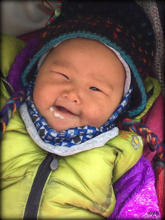 nepal baby travel