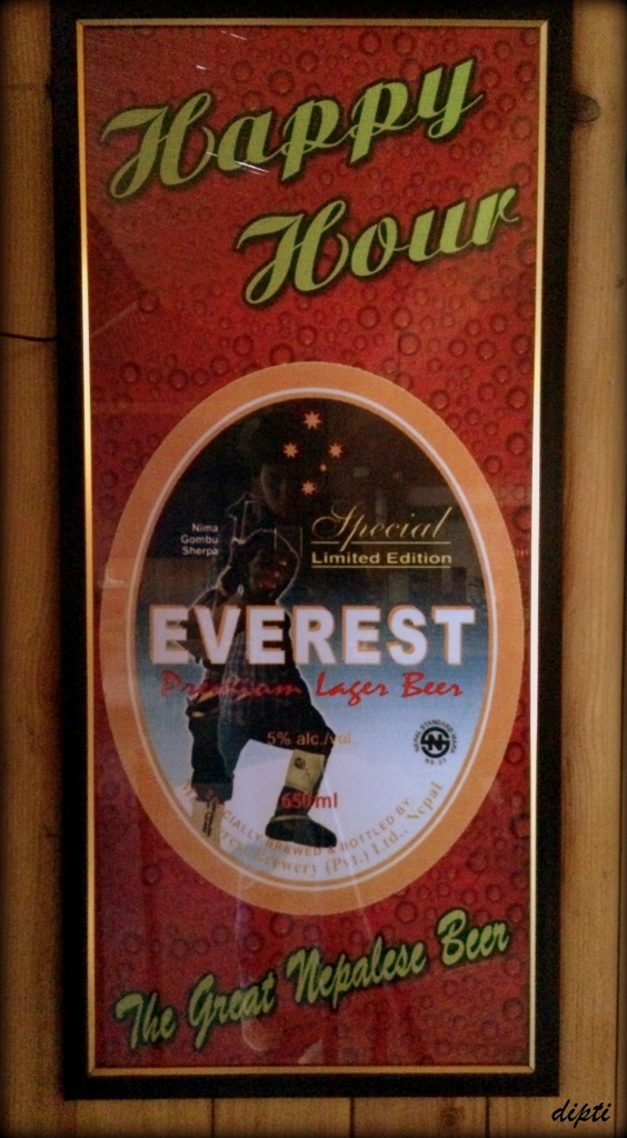 everest nepal beer