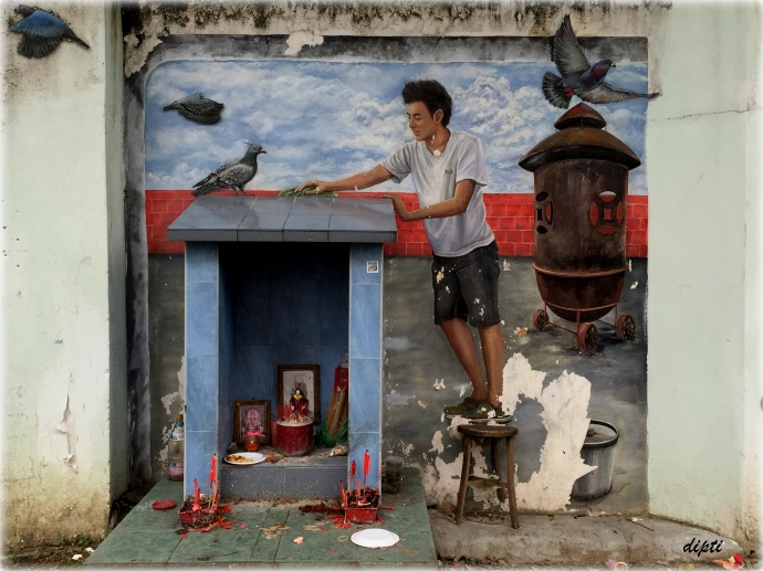 boy temple penang