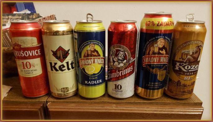 In-house Pivo sampling