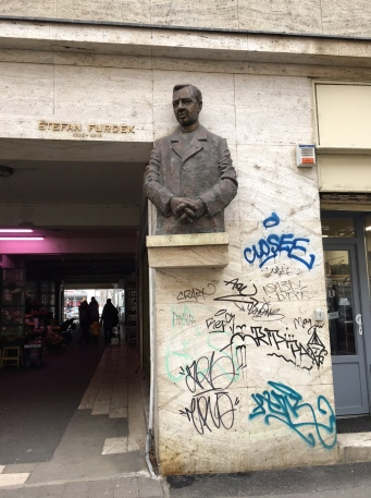 Bratislava Graffiti